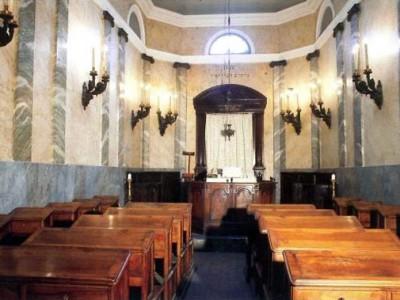 Sinagoga - Vicolo Fratelli Cervi, 4
