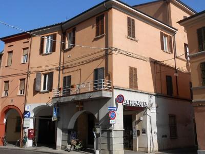 Ex Albergo Commercio - Corso Diaz 79