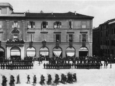 Palazzo comunale - Piazza Saffi 8