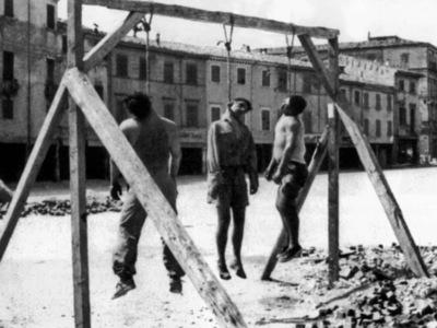 Piazza Tre Martiri – Impiccagione Tre Martiri