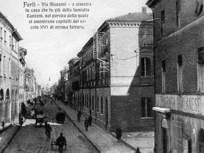 La famiglia Saralvo - Via Mazzini 5