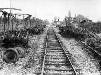 Stazione ferroviaria di Appalto