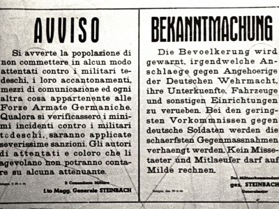 Repressione nazifascista nella pianura a nord di Bologna