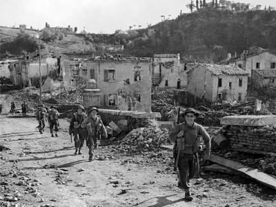 Cesena - La corsa al riparo: il sistema dei rifugi antiaerei