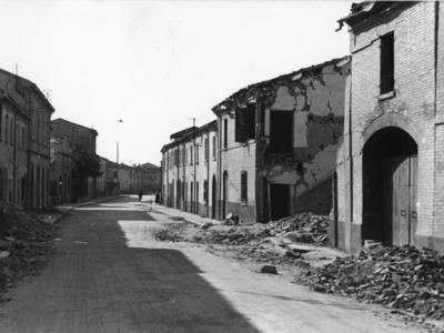 Via Montefeltro / Villa Cecchi – Rifugio antiaereo