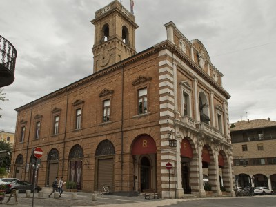 Sirena del Palazzo del Ridotto