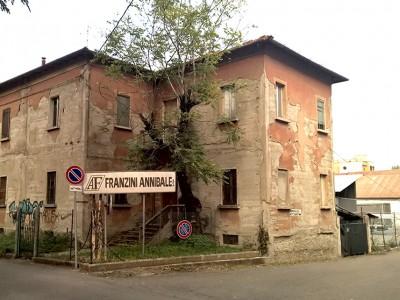 Sartoria Paolo Davoli, luogo della cattura