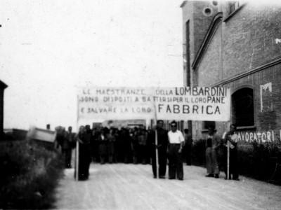 Lombardini Motori, sciopero del 1 maggio 1944