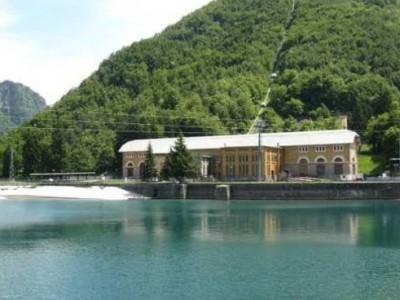 Ligonchio, Centrale Idroelettrica