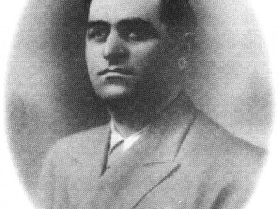 """Edgardo Fogli, un """"pericoloso sovversivo"""" (casa di nascita)"""
