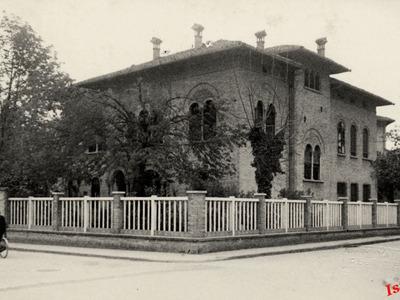 Villa Cucchi – Via Franchetti 10