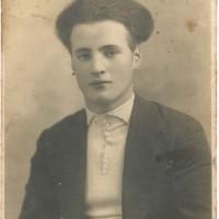 Filippo Gasperoni in giovane età Unicode Encoding Conflict
