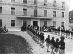 Preventorio di Bramaiano di Bettola inaugurato nel 1937 e diventato Ospedale Partigiano nel 1944.