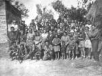 Immagine storica a Ca' Malanca.