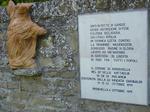 Lapide commemorativa della Battaglia di Ca' Malanca.