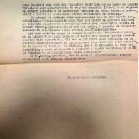 Relazione del Capo della provincia al Comando del servizio di sicurezza tedesco in Italia sui campi di concentramento presenti nel parmense, 7 gennaio 1944. Archivio di Stato di Parma
