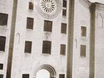 Ex chiesa di San Francesco, divenuta carcere cittadino all'inizio del XIX secolo