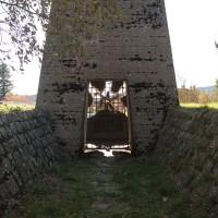 Ingresso Monumento ai partigiani stranieri, Civago