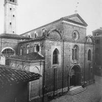 Cattedrale di San Giovanni Battista, dopo il 1892 (BCM Fondo Casalboni, FCP 104)