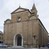 Cattedrale di San Giovanni Battista oggi (foto dell'autore)