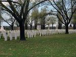 Il Cimitero del Commonwealth, sepolture