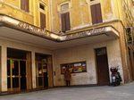 Cinema Lux prima della chiusura, avvenuta nel 2008