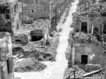 Cotignola durante il conflitto.