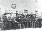 Militi della Croce Rossa e dell'Assistenza Pubblica negli anni '30