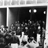 Gerarchi fascisti all'Arrigoni (ANPI-Cesena)