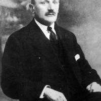 Achille Franchini nel 1904