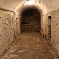 Catacombe del convento dell'Osservanza