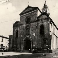 Cesena, il Duomo, 1935-1940 circa (BCM Fondo Dellamore, FDP 596)