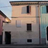 La casa natale di Elmo Simoncini oggi