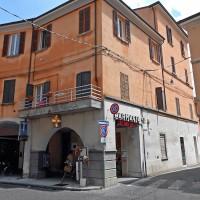 Forlì, ex-Albergo Commercio in corso Diaz