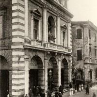 Cesena, Palazzo del Ridotto, 1905-1915 circa (BCM Fondo Dellamore, FDP 1075)