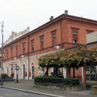 La stazione di Cesena oggi