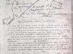 Documento: Questura azione Gap deposito corriere del 2 agosto 1944
