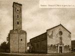 Cartolina della Chiesa di S. Maria in Porto Fuori