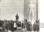 """Collegio aeronautico """"B. Mussolini"""", Cerimonia fascista"""
