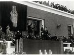 """Collegio aeronautico """"B. Mussolini"""", inaugurazione"""