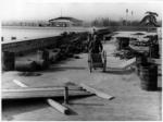 """Collegio aeronautico """"B. Mussolini"""", in costruzione"""