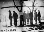 Una delle rappresaglie invernali che utilizza partigiani prigionieri in carcere a Modena. Bettolino di Vignola 13 febbraio 1945.