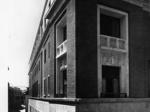 Veduta dell'esterno dell'Istituto nazionale di previdenza sociale