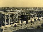 L'istituto tecnico A. Mussolini in costruzione