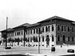 Scuola Rosa Maltoni, esterni