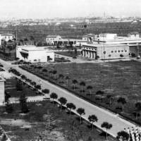 Aeroporto di Forlì, 1936