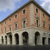 Palazzo Serughi oggi