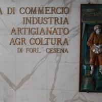 Camera di Commercio di Forlì-Cesena, ingresso