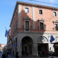 Palazzo Serughi, sede Camera di Commercio di Forlì-Cesena