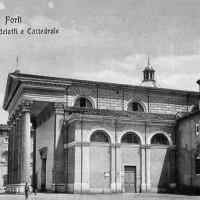 Duomo (Biblioteca comunale di Forlì, Collezione Piancastelli, Cartoline)